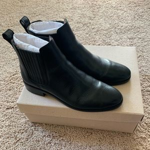 Madewell Ainsley Chelsea Bootie